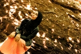 Studded Neckline Hijab by That Hijabi | Model/Blogger: Yomna (somecreativemind.wordpress.com) | Jewelry by Emme Kay | Makeup by Zeba | Photography: Alica Kwoka